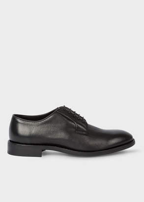 Paul Smith Women's Black 'Chester' Leather Shoes