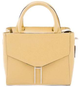 Hayward Embossed Leather Satchel