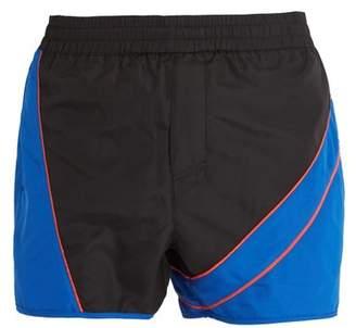 P.E Nation The Down Time Shorts - Mens - Black Multi
