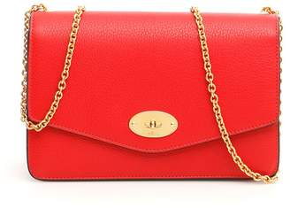 Mulberry Grain Leather Darley Bag