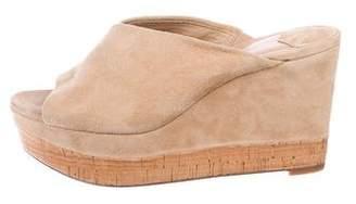 Diane von Furstenberg Manila Platform Sandals