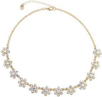 MONET JEWELRY Monet Jewelry Womens White Collar Necklace