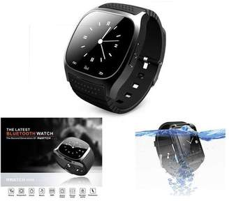 Facetosuns Newest Update M26 wireles s blu etooth Smartwatch Smart Wrist digita l Watches Sync Phone Mate For Apple For iPhone For Android Phones
