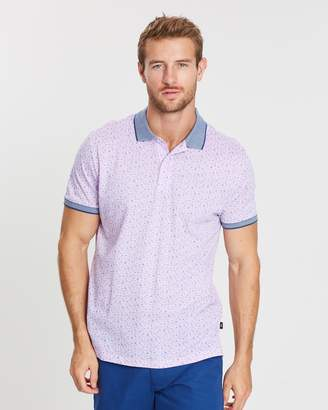 Willow Flat Sports Fit Polo