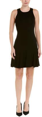 Trina Turk Ruffled A-Line Dress