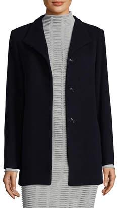 Cinzia Rocca Women's Wool-Blend Coat