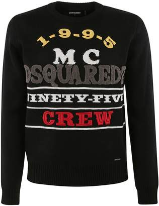 DSQUARED2 Ninety Five Crew Jumper