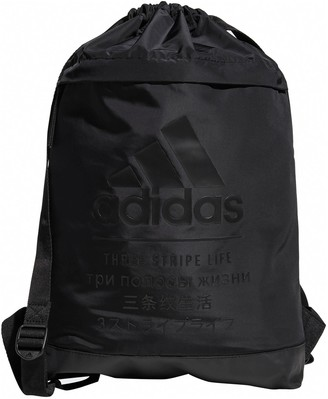 adidas Amplifier Blocked Drawstring Backpack