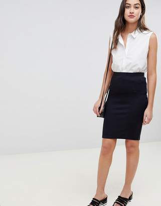 Only New Brooks Bodycon Skirt
