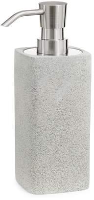 Glucksteinhome Speckled Cement Lotion Pump