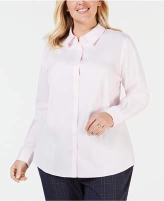 Charter Club Plus Size Shirt