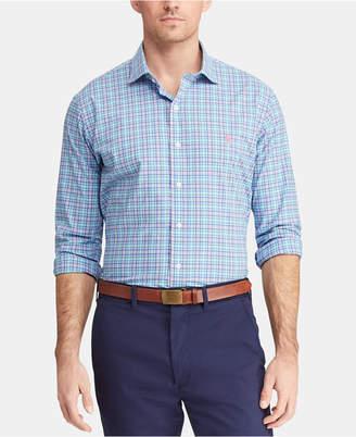 Polo Ralph Lauren Men Classic Fit Stretch Poplin Shirt