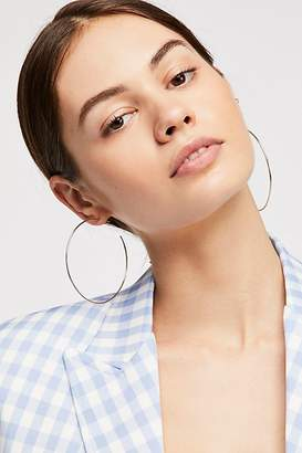 Lili Claspe Gold Fill Lala Hoop Earrings