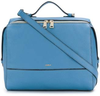 Furla top zipped tote bag