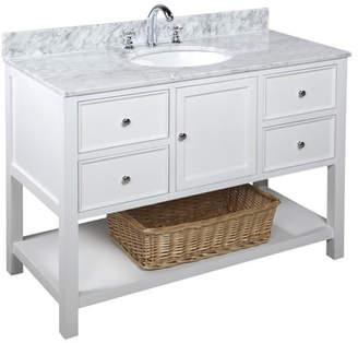"""KBC New Yorker 48"""" Single Bathroom Vanity Set Base"""