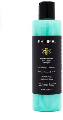 Philip B Nordic Wood Hair and Body Shampoo $35 thestylecure.com