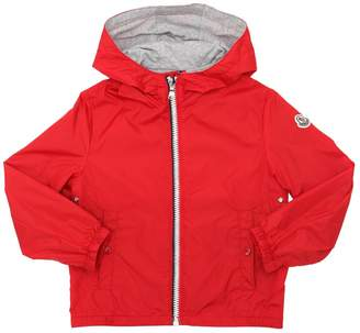 Moncler New Urville Hooded Nylon Jacket