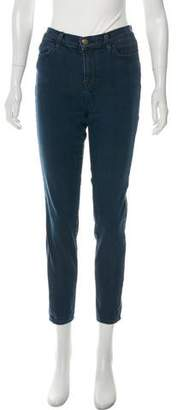 J Brand Mid-Rise Maria Jeans