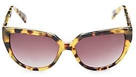Balmain Women's 57MM Cat Eye Sunglasses
