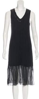 Ted Baker Silk Midi Dress
