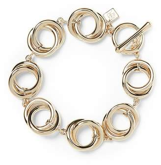 Banana Republic Interlocking Links Bracelet