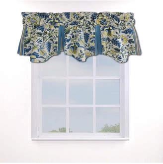 Imperial Dress Porcelain Window Valance