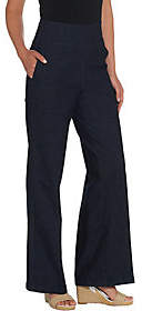 G.I.L.I. got it love it G.I.L.I. Petite High Waisted Wide Leg Jeans
