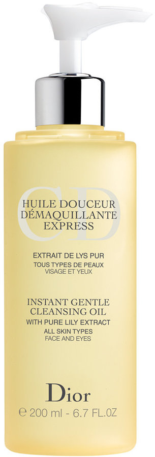 Christian Dior Instant Gentle Cleansing Oil, 200 ml