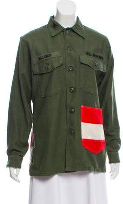 Hollywood Trading Company Military Casual Jacket