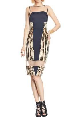 ABS by Allen Schwartz Tiger Dress