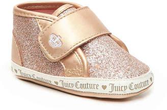 Juicy Couture Santa Cruz Infant Crib Shoe - Girl's