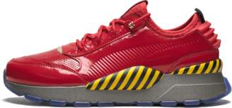 Puma RS 0 DR. Eggman Chse Red/Pa Agd Silver
