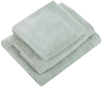 Yves Delorme Astree Celadon Towel - Hand Towel