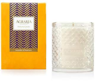 Agraria Lavender Rosemary Woven Crystal Candle/7 oz.