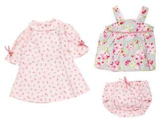 Catimini Girls' Three-Piece Set pink Girls' Three-Piece Set