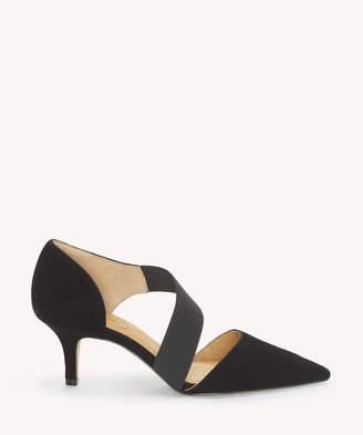 Sole Society Cc Corso Como CC Corso Como Women's Denice Pointed Toe Pumps Black Size 5 Suede From