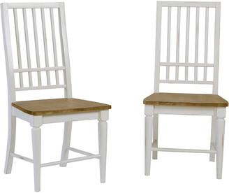 Progressive Furniture Set Of 2 Dining Chair