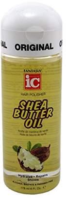 FANTASIA Ic Hair Polisher 6oz Shea Butter Oil (6 Pack)
