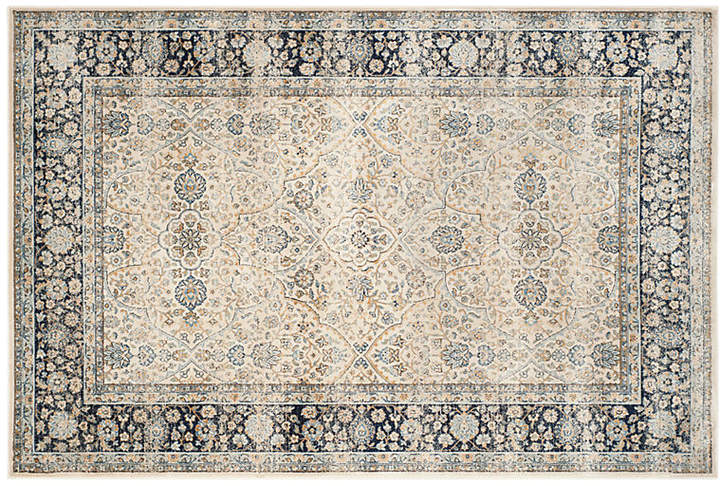 Emma Hand Knotted Rug Lilac 8 6 X11 6 Styles44 100