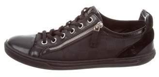 Louis Vuitton Damier Low-Top Sneakers