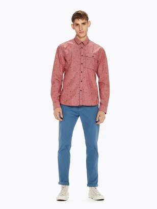 Scotch & Soda Chambray Shirt Regular fit