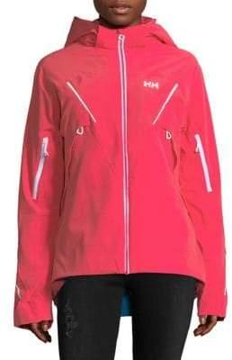 Helly Hansen Hi-Lo Hooded Jacket
