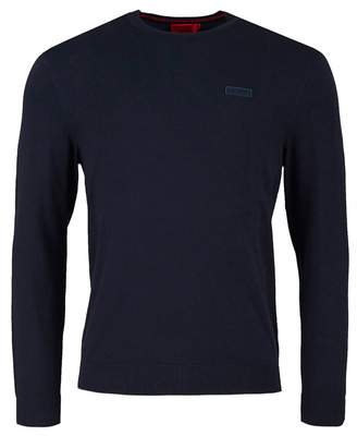 HUGO San Claudio Crew Neck Knit