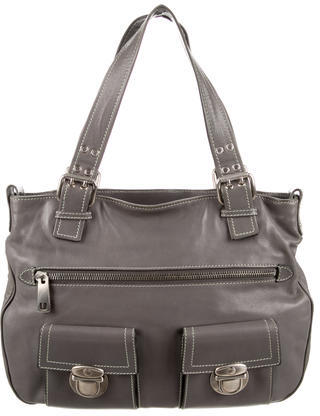 Marc JacobsMarc Jacobs Leather Shoulder Bag