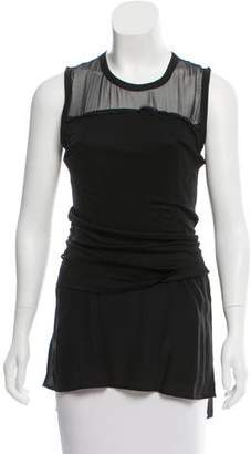 Reed Krakoff Sleeveless Layered Blouse