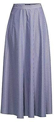 Lafayette 148 New York Women's Ambria Striped Maxi Skirt - Size 0