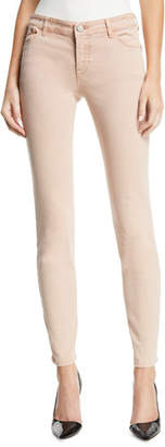 Emporio Armani 5-Pocket Stretch Denim Skinny Jeans