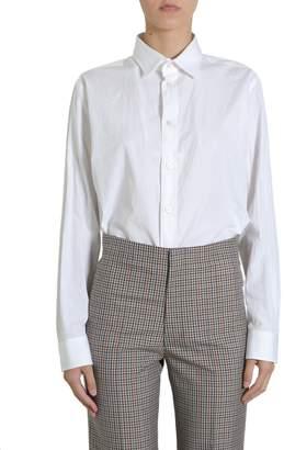 Maison Margiela Cotton Poplin Shirt