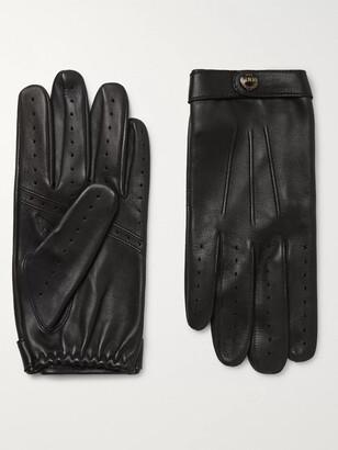 Dents Flemming Leather Gloves