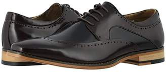 Stacy Adams Tammany Folded Moc Toe Oxford